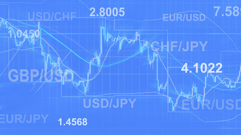 Forex trading - om att förutsäga en valutas värde