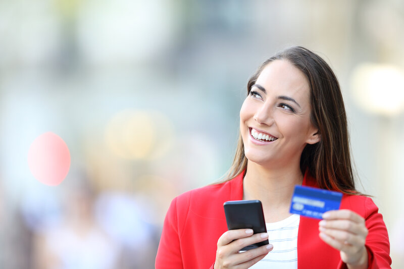 Fördelar med ett kreditkort