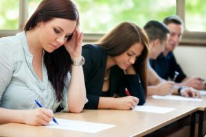 Klara högskoleprovet